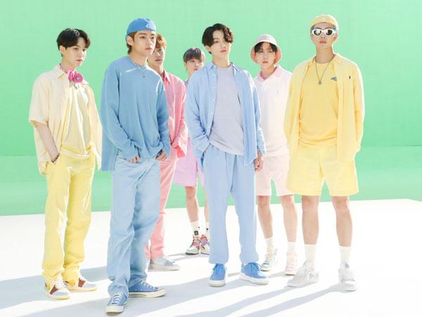 All-Kill! BTS Catat Sejarah Sapu Bersih Chart Billboard dengan 'Dynamite'