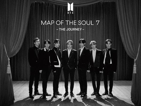 BTS Langsung Puncaki Chart Oricon di Hari Pertama Penjualan Album Jepang