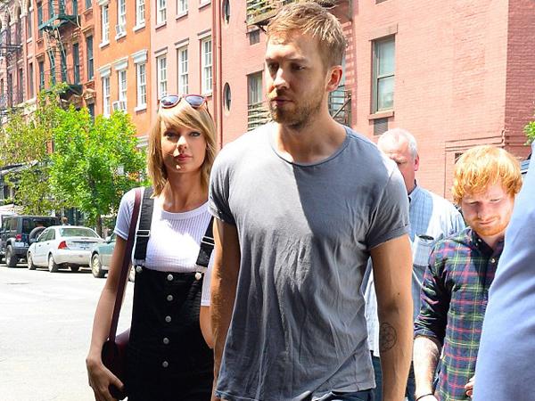 Taylor Swift dan Calvin Harris Ditawari Ratusan Miliar Untuk Bintangi Iklan Pakaian Dalam