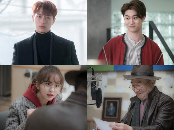 Yoon Doo Joon-Kwak Dong Yeon vs Kim So Hyun-Yoon Joo Sang, Siapa Pasangan 'Radio Romance' Favoritmu?