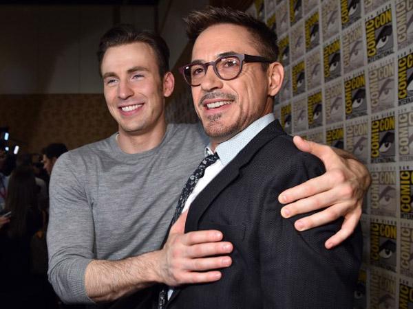 Chris Evans Juga Benarkan Pensiunnya Robert Downey Jr Sebagai Iron Man?
