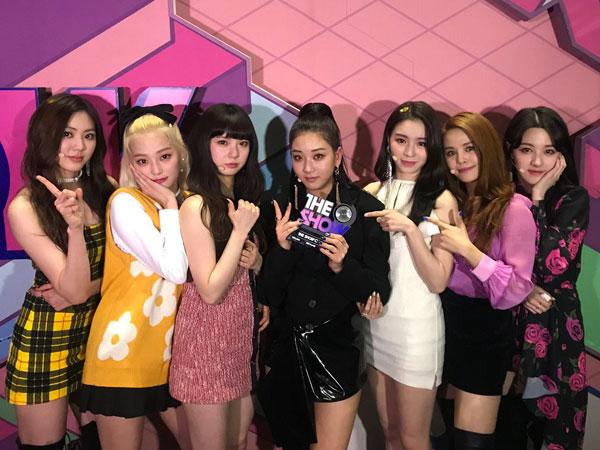 4 Tahun Sejak Debut, CLC Akhirnya Raih Kemenangan di Program Musik