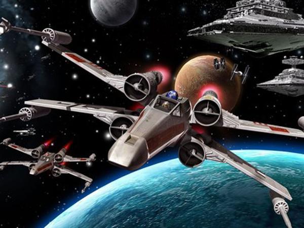 Episode 8 Belum Produksi, 'Star Wars 9' Akan Syuting Langsung di Luar Angkasa!