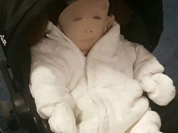Gunakan Bayi Palsu dari Pakaian Dalam, Gadis Remaja Ini Nekat Mencuri Sebuah Toko