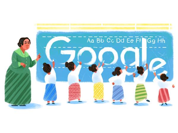 Sosok Pahlawan Pendidikan Bagi Perempuan Dewi Sartika Hiasi Google Doodle Hari Ini