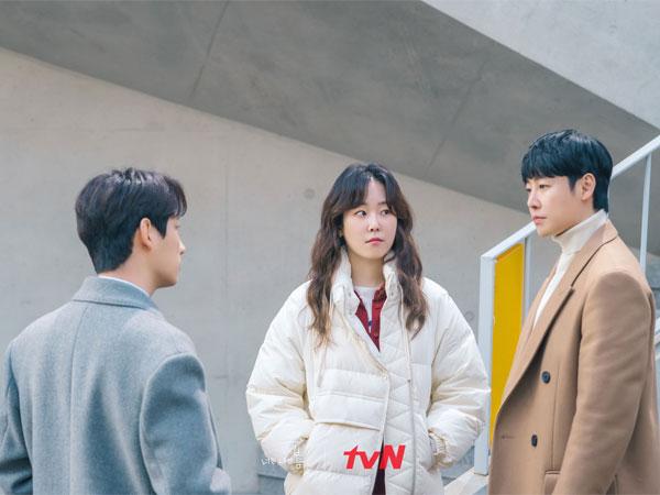 Kim Dong Wook, Seo Hyun Jin, dan Yoon Park Terlibat Cinta Segitiga di Drama Baru