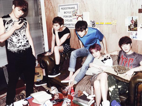 FT Island Jadi Grup Idola K-Pop Pertama yang Punya Reality Show Dengan Rating Dewasa