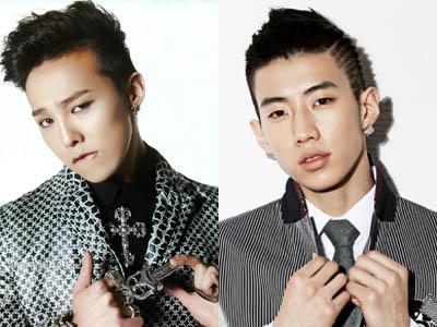 G-Dragon Pamer Jalan Bareng Jay Park di Twitter