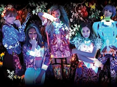 Siap Comeback, 4Minute Rilis Teaser Foto Glow in the Dark