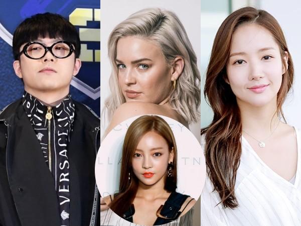Giriboy, Park Min Young Hingga Anne-Marie Unggah Pesan 'Selamat Tinggal' Untuk Goo Hara