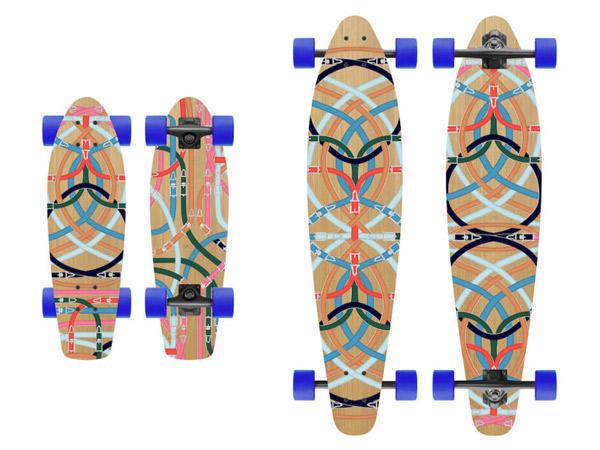 Hermes Rilis Skateboard Stylish Senilai 40 Juta, Minat?