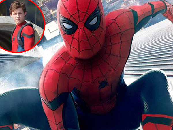 Siap Jadi Primadona, Intip Kostum Terbaru Tom Holland di film 'Spider-Man Homecoming'!