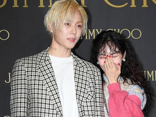 Penampilan Perdana E'Dawn dan HyunA di Hadapan Publik Pasca Tinggalkan Cube