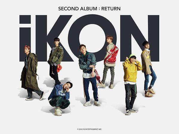 Lagu iKON 'Love Scenario' Sukses Rebut Rekor IU dan Cetak Sejarah Baru