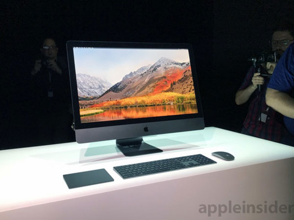 Apple Perkenalkan iMac Pro Berspesifikasi Tinggi dengan Harga Fantastis!