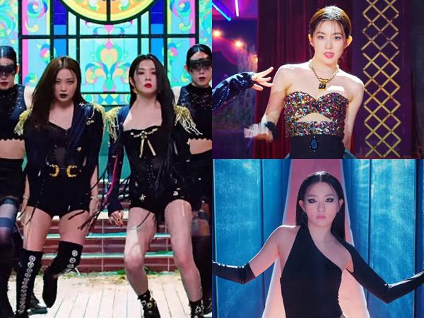Bedah Fashion Video Musik: Irene & Seulgi - MONSTER