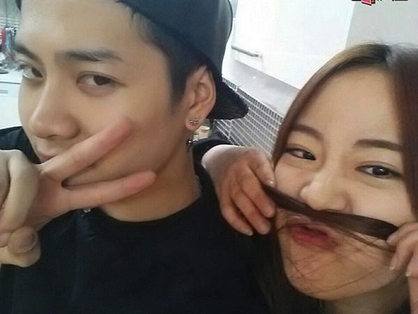 Jackson GOT7 Minta Youngji Kara Memanggilnya 'Oppa' DI Hari Ulang Tahunnya
