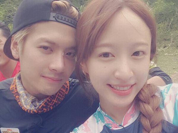 Kompak Di Hutan, Hubungan Jackson GOT7 dan Hani EXID Jadi Makin Dekat