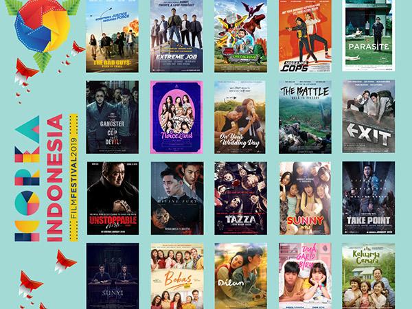 Dibuka oleh Bad Guys, Ini Jadwal Lengkap Penayangan Film #KIFF2019 untuk Isi Weekend-mu