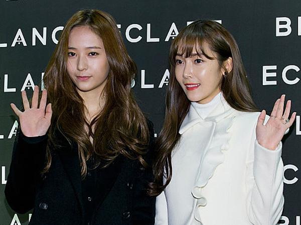 Cerita Manis Jessica Jung Tentang Kedekatannya dengan Sang Adik Krystal f(x)