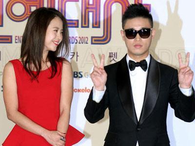 Tunjukan Kesetiaannya, Song Ji Hyo Bilang Gary Lebih Tampan Dari Kim Soo Hyun