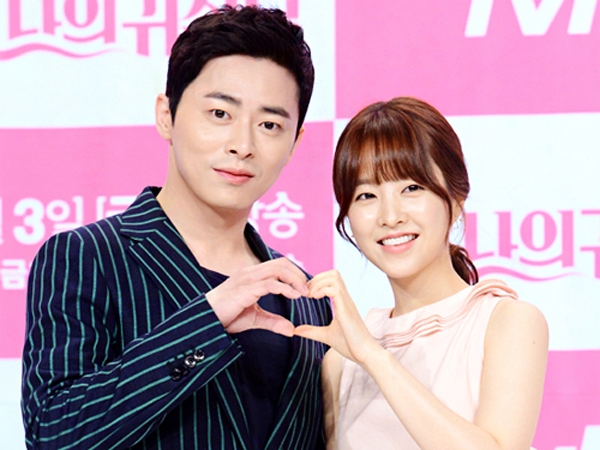 Jo Jung Suk Ngaku Sering Gagal Akting Karena Aegyo Park Bo Young