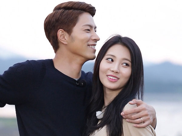Hong Jong Hyun Berharap Bisa Lebih Banyak Skinship Dengan Yura Girl's Day