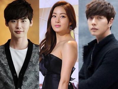 Kang Sora Siap Diperebutkan Lee Jong Suk & Park Hae Jin Dalam 'Doctor Stranger'