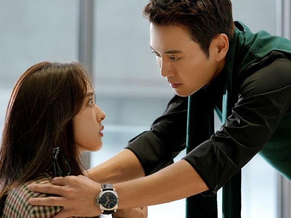 Momen Pertemuan Kim Bo Ra dan Joo Sang Wook di Drama Baru 'Touch'