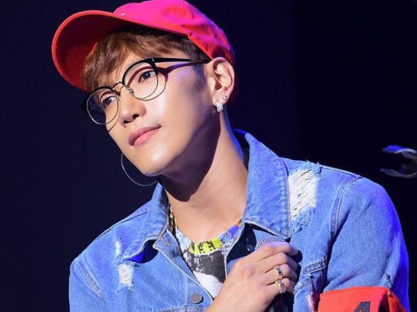 Derita Patah Tulang, JYP Entertainment Umumkan Kondisi Jun.K 2PM Pasca Jatuh