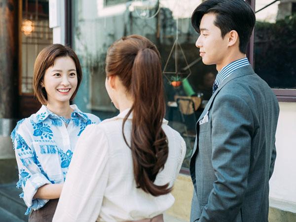 Dekat dengan Park Seo Joon, Jung Yoo Mi Siap Buat Park Min Young Cemburu di 'Secretary Kim'