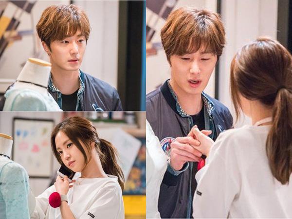 Jung Il Woo Tunjukkan Rasa Suka Pada Naeun A Pink di Teaser 'Cinderella and Four Knights'