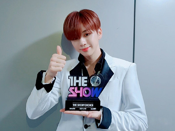 1st Win Kang Daniel di Program Musik Tuai Kontroversi, SBS The Show Angkat Bicara