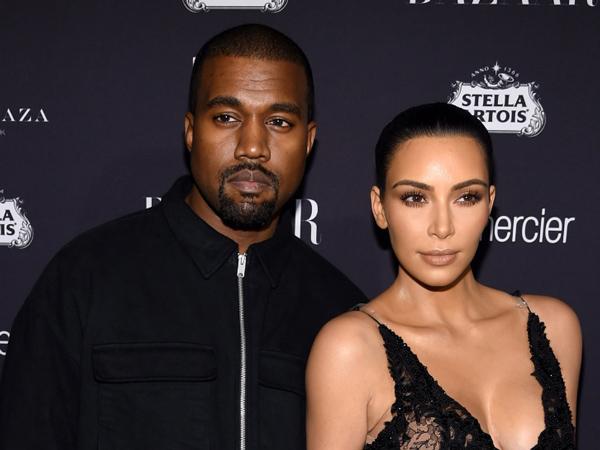Kanye West dan Kim Kardashian Dikabarkan akan Bercerai Sebelum Lahirnya Anak Ketiga