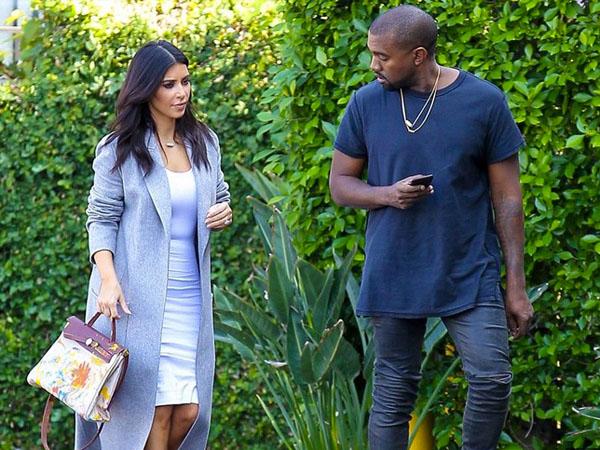 Gara-gara Krisis Keuangan, Kim Kardashian Gugat Cerai ke Kanye West?