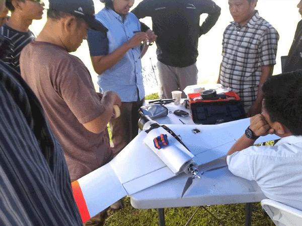LAPAN Luncurkan Ekspedisi 'Menembus Langit' Lewat Pesawat Tanpa Awak Tepat di Hari Sumpah Pemuda