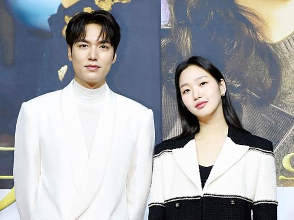 Lee Min Ho dan Kim Go Eun Ungkap Kesan Reuni dengan Kim Eun Sook di Drama The King: Eternal Monarch