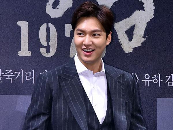 Lee Min Ho Merasa Semakin Tua Setelah Syuting 'Gangnam 1970'?