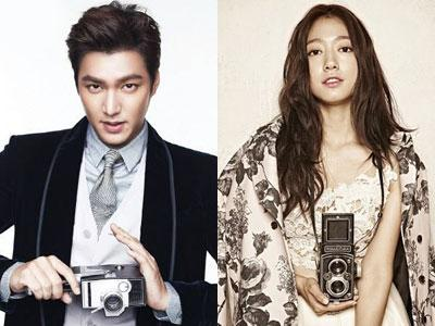 Lee Min Ho & Park Shin Hye Mulai Syuting 'The Heirs' di Amerika