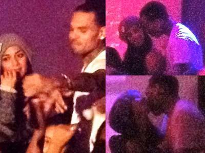 Cium Chris Brown, Nicole Terancam Bubaran