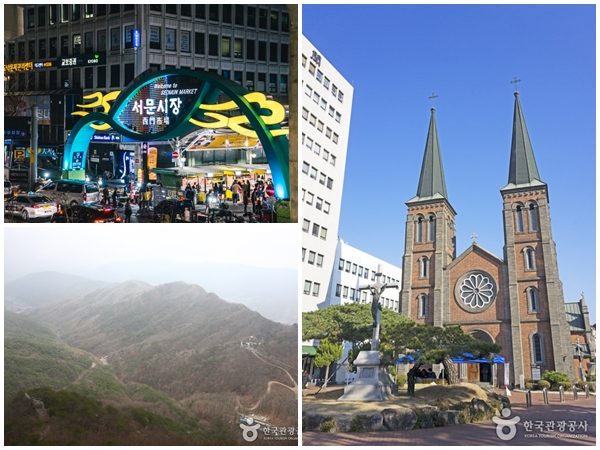 3 Lokasi Wisata Kota Daegu yang Paling Populer di Kalangan Turis