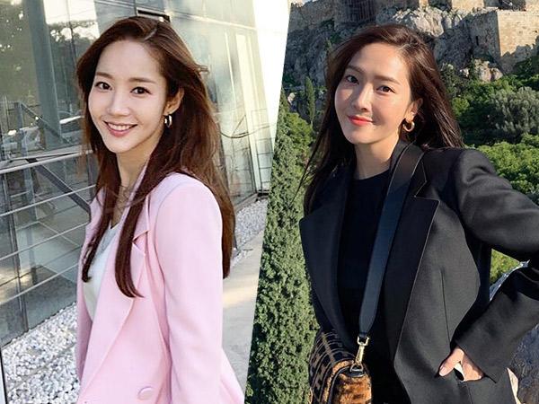 16 Tahun Bersahabat, Park Min Young Dapat Hadiah Manis dari Jessica Jung di Lokasi 'Her Private Life'