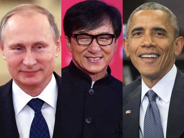 Dari Presiden Hingga Artis, Ini Daftar Pria Paling Dikagumi Dunia Tahun 2016