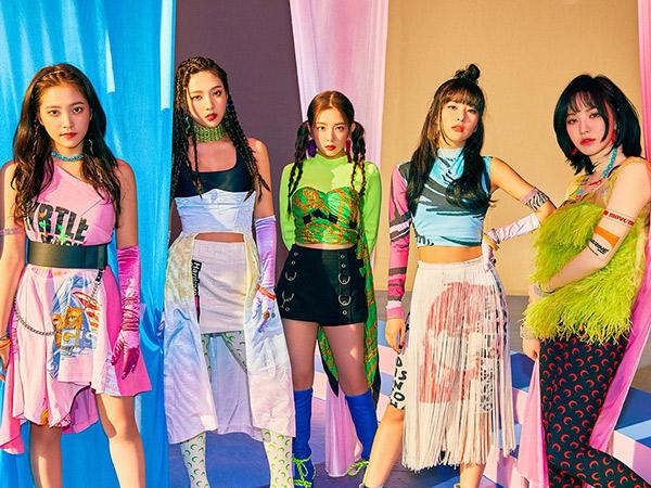 Red Velvet Ajak Kamu Menjelajahi Dunia Sihir di MV 'Zimzalabim'
