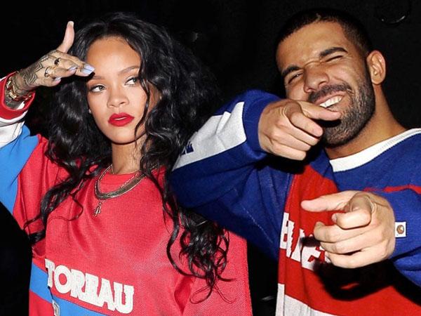 So Sweet, Drake Nyatakan Cinta Pada Rihanna di Depan Ribuan Orang