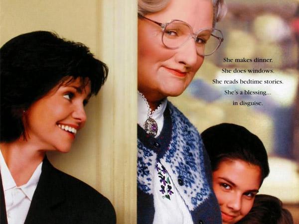 Robin Williams Meninggal, Bagaimana Nasib Film 'Mrs. Doubtfire 2'?