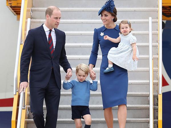 Wah, Putri Charlotte Akhirnya Ikuti Royal Tour untuk Pertama Kalinya!