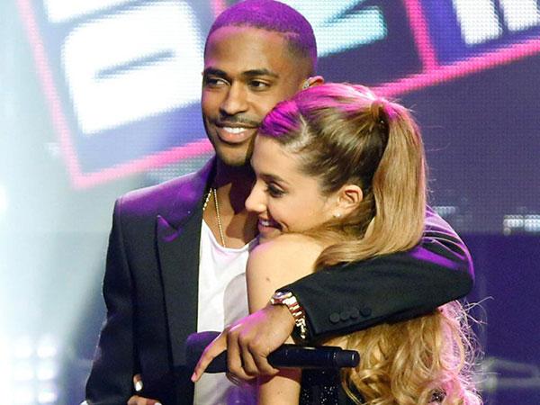 Bantah Rumor Putus, Ariana Grande Unggah Foto Mesra dengan Big Sean di Instagram