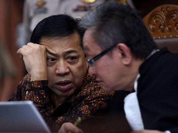 Setnov Tepati Janji Ungkap Nama Penerima Uang E-KTP, Ada Puan Maharani dan Pramono Anung?