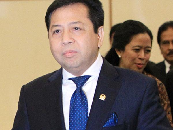 KPK Resmi Tetapkan Ketua DPR Setya Novanto Sebagai Tersangka Korupsi E-KTP!